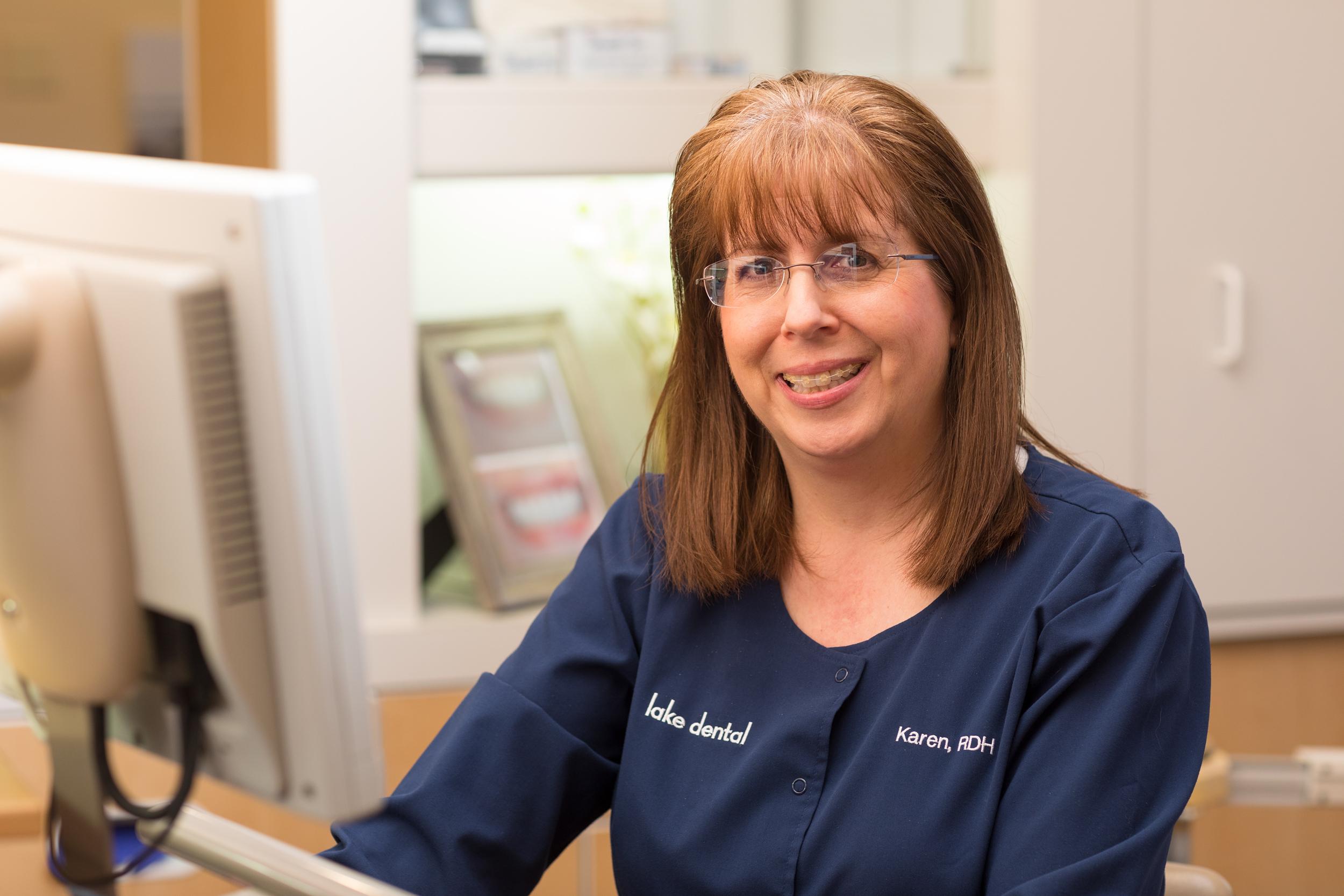 Lake Dental Staff Karen 040